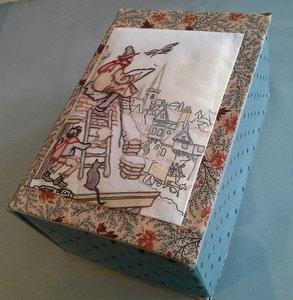 Kit - Pieck op het dak doos Macy