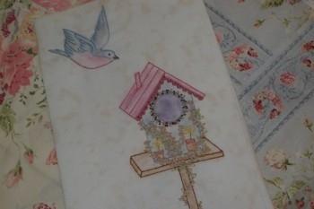 Maand 10 patroon voor English Country Garden Quilt