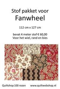 Stofpakket Fanwheel