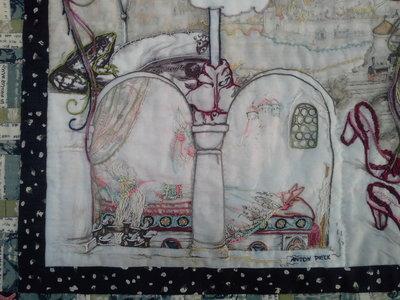 DMCKit for Anton Pieck embroidery De Sprookjes Quilt