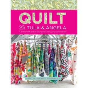 Quilt Tula & Angela (Engels-taling)