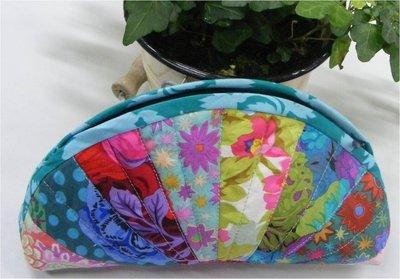 Workshop Handwerk set: Japanse tas, maantasje en apliquick etui op aanvraag