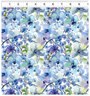 The Leah Collection Allover Floral