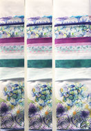Kit for English Country Garden Quilt style Leah