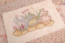 Maand 4 patroon voor English Country Garden Quilt