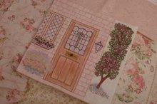 Maand 11 patroon voor English Country Garden Quilt
