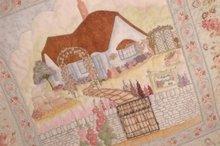 Maand 14 patroon voor English Country Garden Quilt