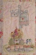 Maand 12 patroon voor English Country Garden Quilt