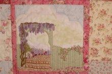 Maand 5 patroon voor English Country Garden Quilt