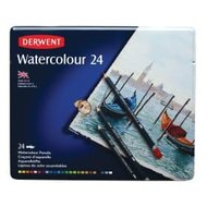 Derwent Watercolor Pencils 24 colours