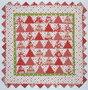 Sarah Fielke maand 5 Peppermint Pyramids