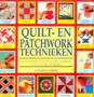 Quilt--en-Patchwork-technieken-gebruikt-exemplaar