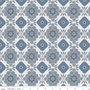 Penny Rose Fabrics Charming Blue