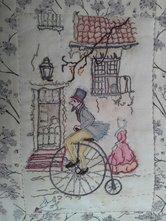 Anton-Pieck-10-panelen-met-patronen-De-Goede-Oude-Tijd-quilt