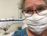 Facial-mask-with-an-embroidery-machine
