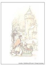 Anton-Pieck-borduren-Arreslee-maand-3-afmeting-23-x-16-cm